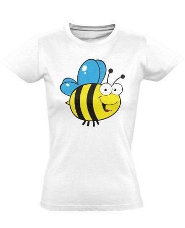 Cute Bee (fehér)