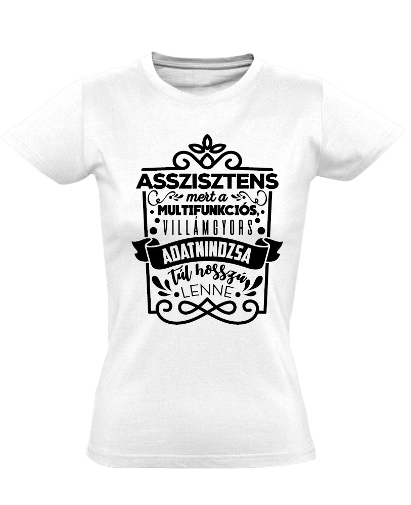 268a4e77d6 Asszisztens - Kórházi pólók - PólóVerzum