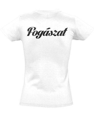Fogászat női póló (fehér)