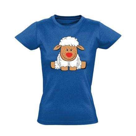 Baricella gyermekgyógyászati női póló (kék)