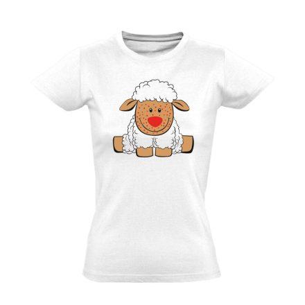 Baricella gyermekgyógyászati női póló (fehér)