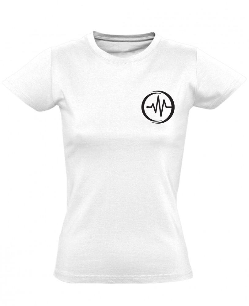86339f0c79 Medicus Animus egészségügyi egyenpóló, női (fehér)