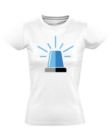 NeeNow női mentős póló (fehér)
