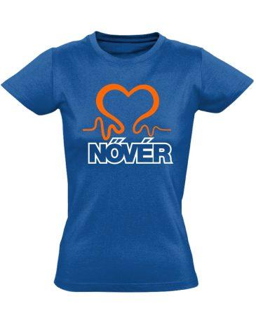Nővérláv nővér póló (kék)