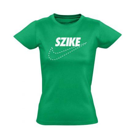 SZIKE sebészeti női póló (zöld)