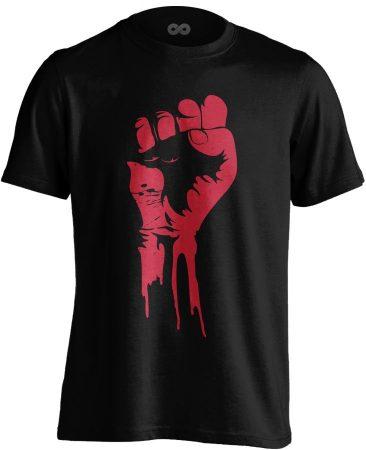 Bloody Fist MMA póló (fekete)