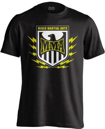 Eagle MMA póló (fekete)