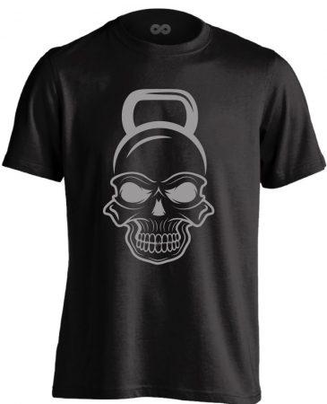 Hell's Bell crossfit férfi póló (fekete)