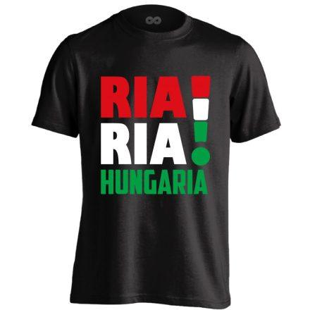 Ria, Ria férfi póló (fekete)
