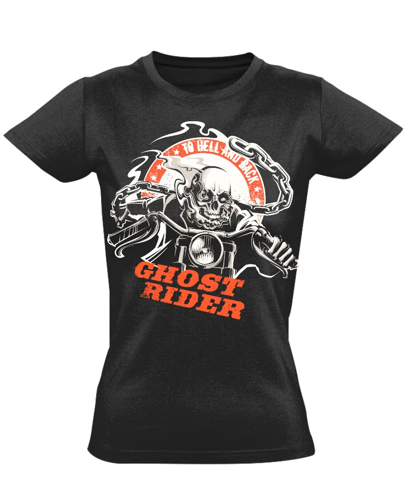 9cf5d7826f №2 motoros női póló (fekete)